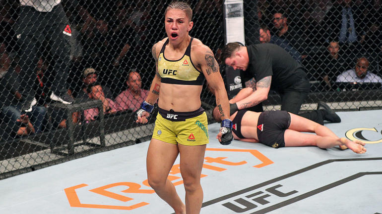 88448b2fa2b UFC Pound for Pound Rankings  Jessica Andrade crashes the party  Max  Holloway slides down