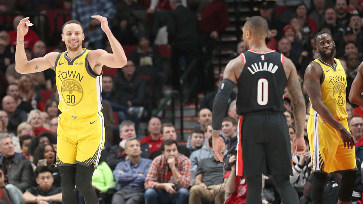 1e544581420 Warriors vs. Blazers  Kevin Durant s absence