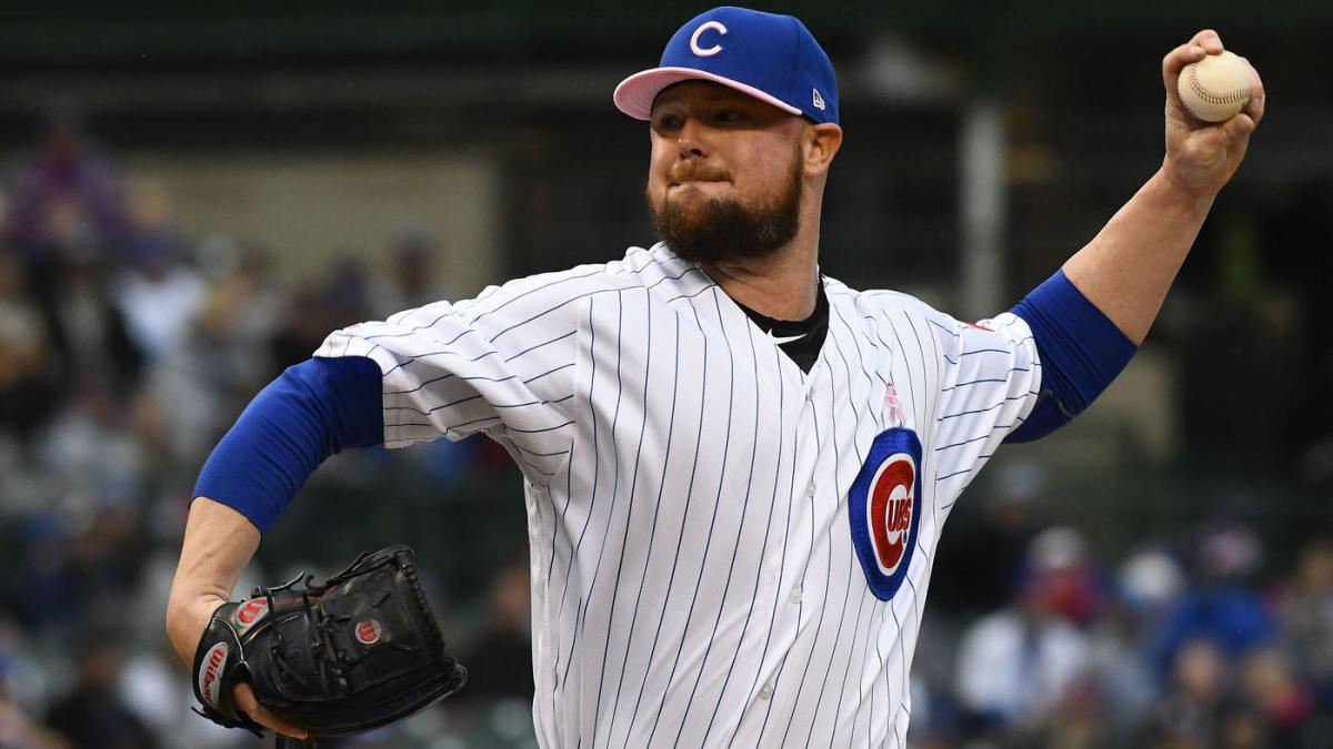 506483d64 Your MLB ERA leader is 35-year-old Jon Lester