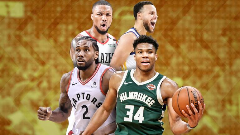 0ee5c261c88 2019 NBA playoffs conference finals picks  Warriors won t have problem  against Blazers  experts split on Raptors