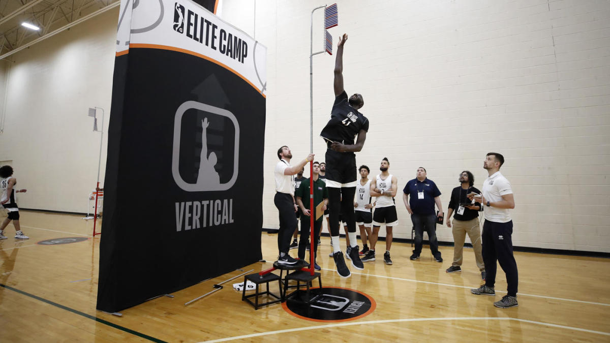 Nba Draft Combine Measurements What To Make Of Tacko Fall S