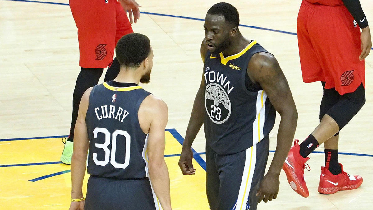 Warriors Vs. Blazers Game 2 Score, Takeaways: Steph Curry