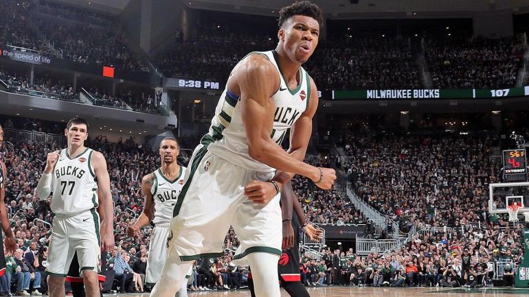 NBA Playoffs 2019: Bucks vs. Raptors odds, picks, Game 5 predictions from model on 85-61 roll
