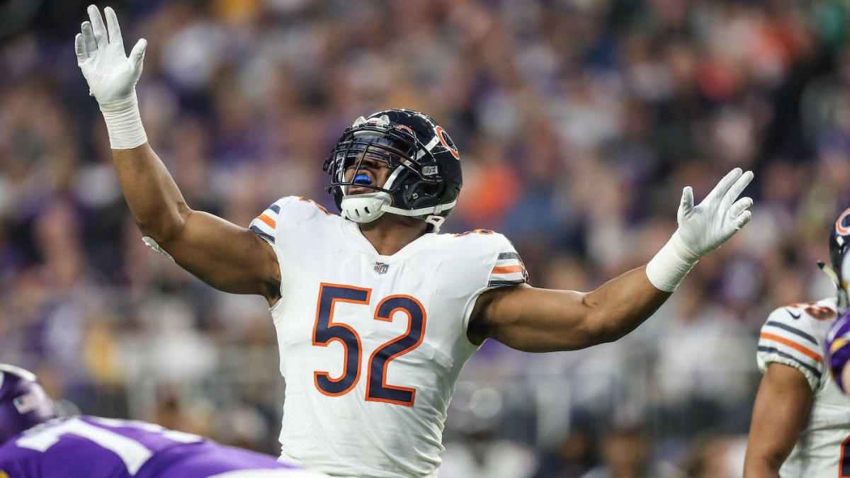 buy online 9aa7d 110d4 Packers CEO thinks Raiders traded Khalil Mack to Bears ...