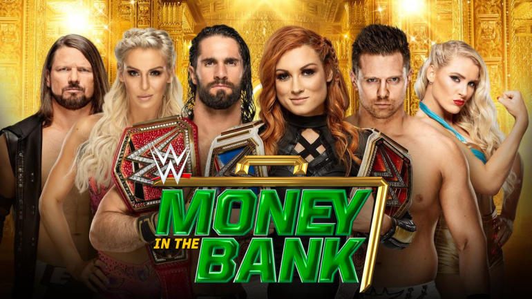 2019 WWE Money in the Bank results: Live updates, recap, grades, matches, card, start time, highlights - CBS Sports