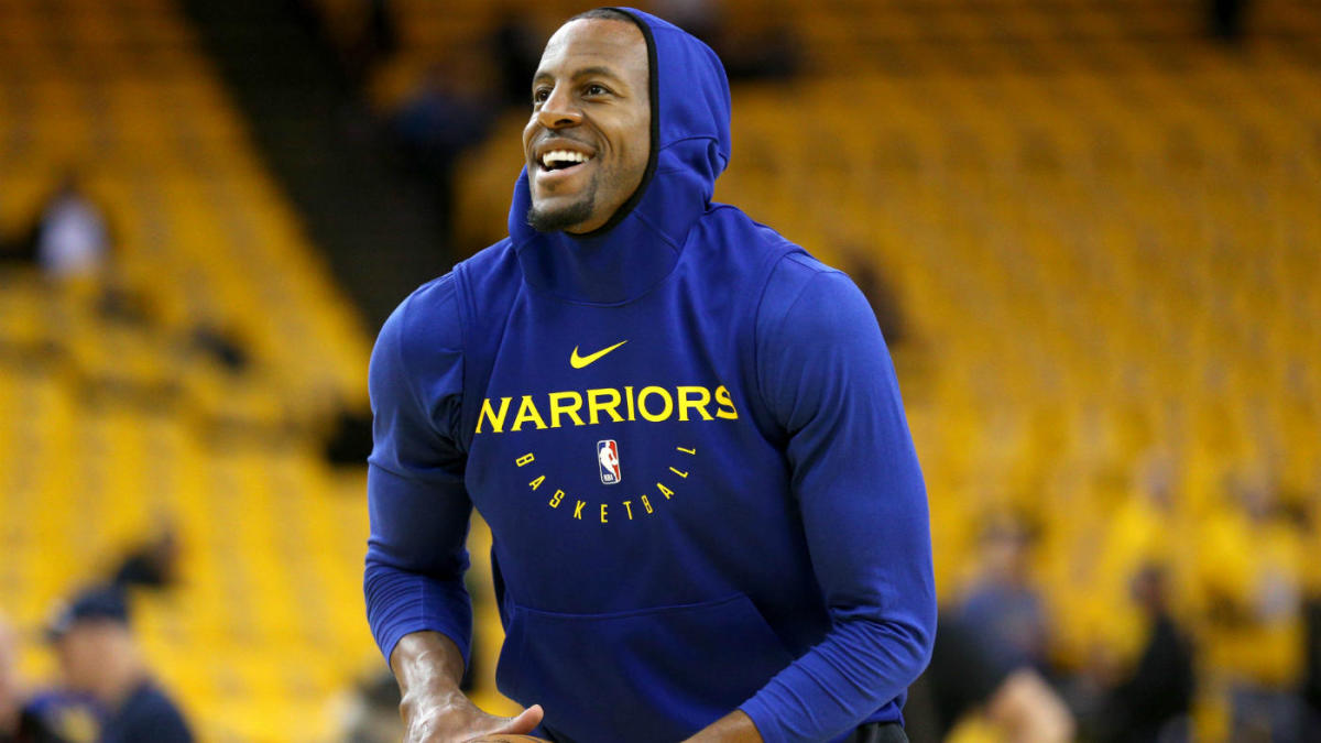 premium selection 72901 b7db1 Warriors thank Andre Iguodala for his contributions to the ...