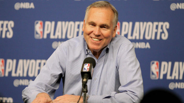 Rockets' Mike D'Antoni wants to sign contract extension, hopes to coach three more years in Houston ...