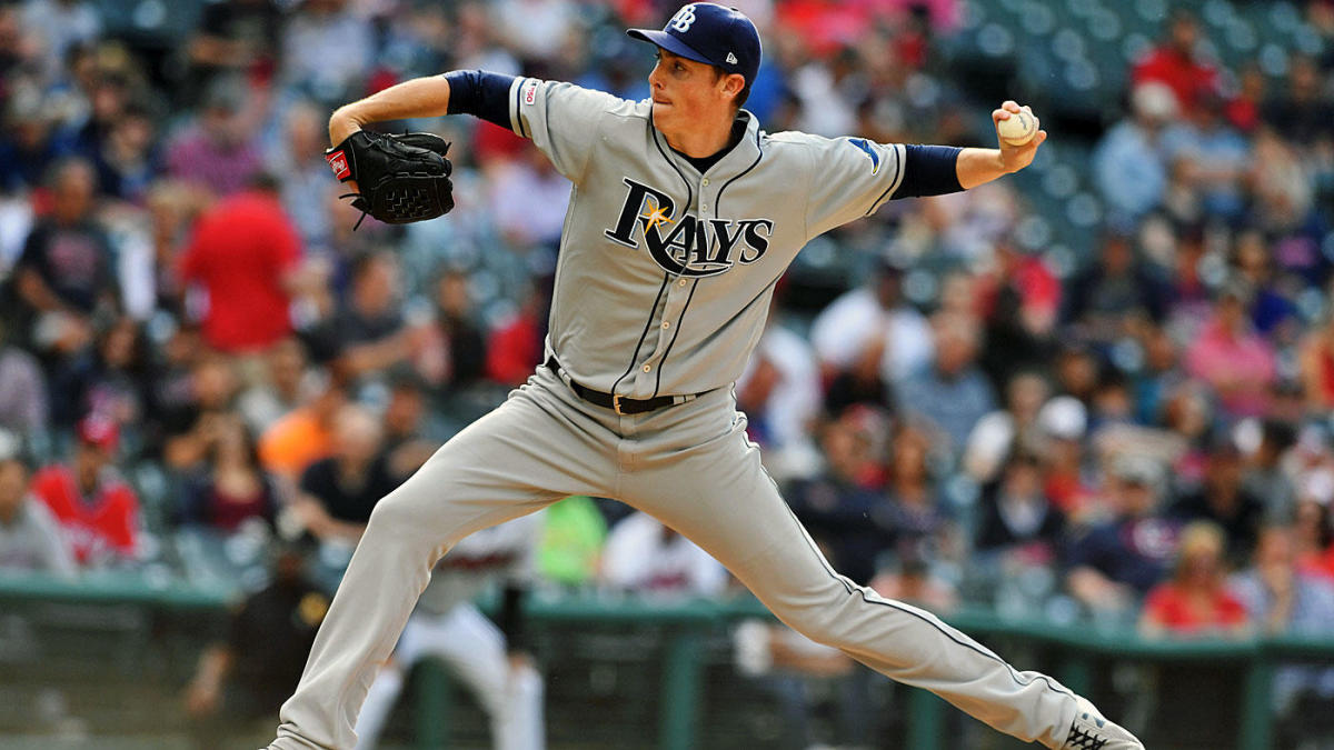 MLB results: Rays lose combined perfect game in ninth inning