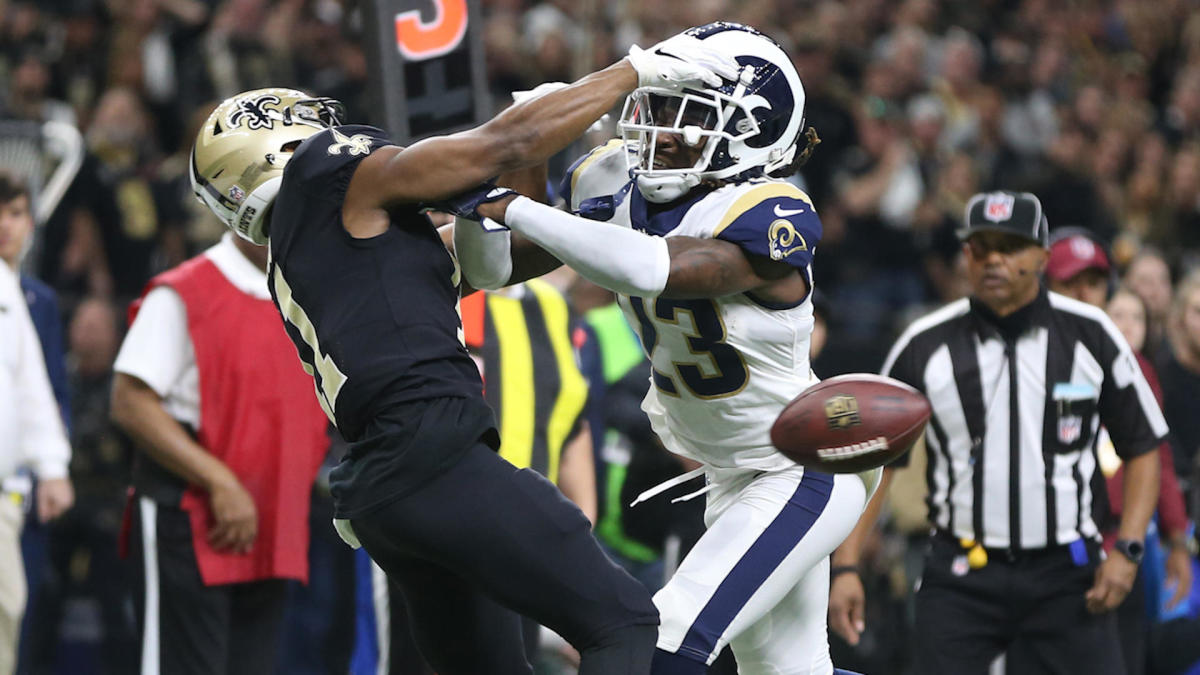 2019 NFL Rule Changes: Pass Interference, Blindside Blocks