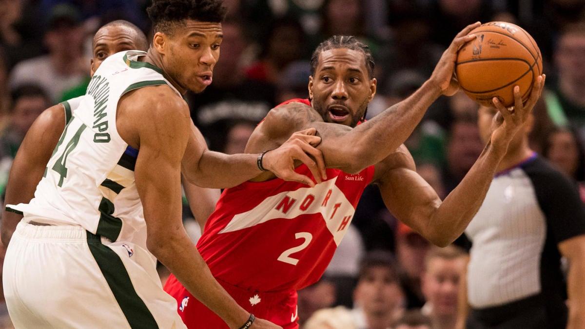 NBA Playoffs 2019: Raptors' Kawhi Leonard stating case as