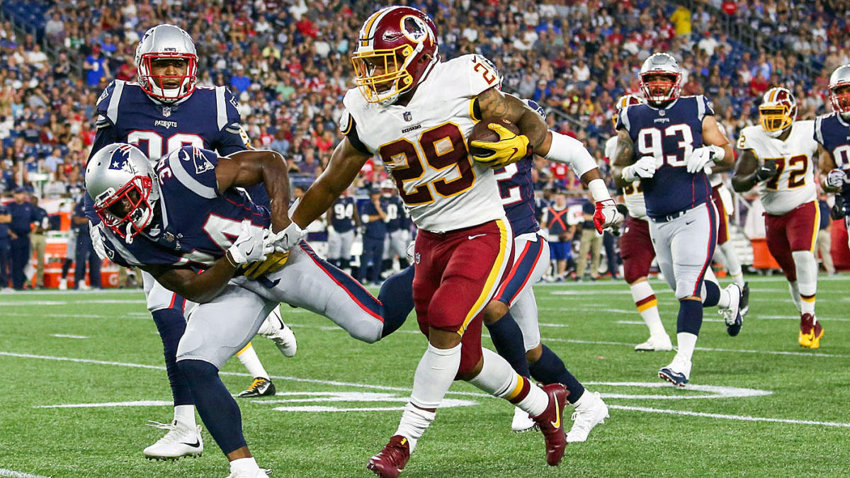 Jay Gruden says Derrius Guice still isn't ready for full contact ...