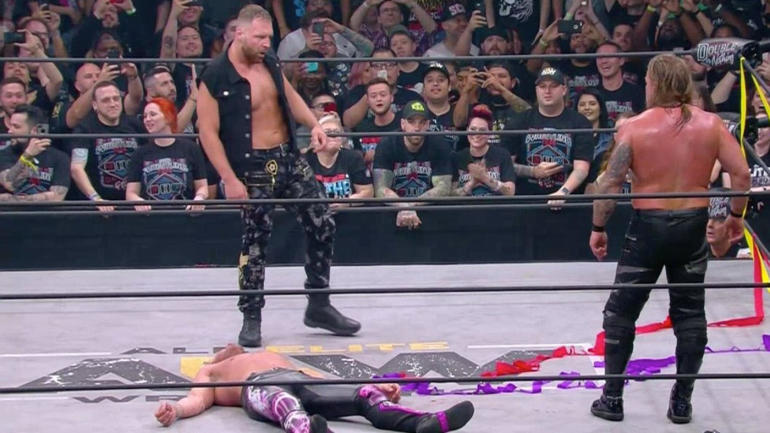 AEW Double or Nothing: Jon Moxley, formerly Dean Ambrose, makes a stunning debut