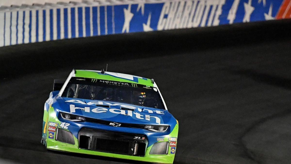 NASCAR at Charlotte odds, picks 2019: Model says Kyle Larson