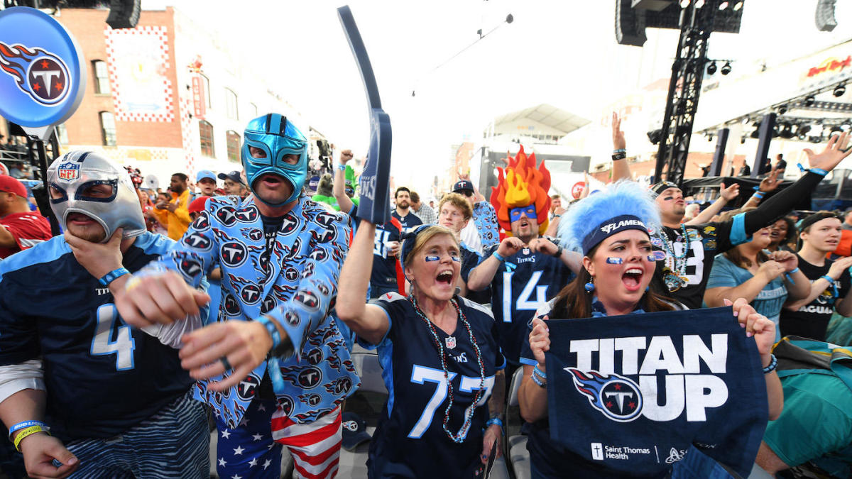 64190716 AFC South 2019 offseason grades: Titans and Colts earn significantly ...