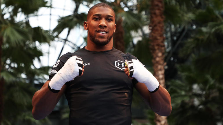 Boxing news, rumors: Anthony Joshua calls 'disappointed' Lennox Lewis 'a clown'