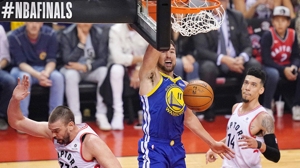 2019 NBA playoffs predictions, brackets: Experts pick Warriors to win title, though Raptors may have something to say about it