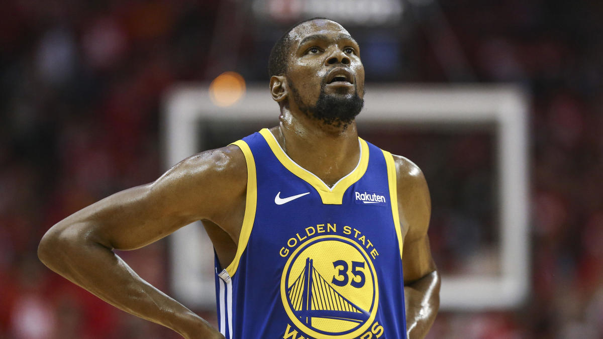 Kevin Durant reportedly 'didn't talk much to his teammates' during final season with Golden State Warriors