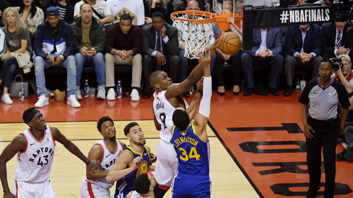 NBA Finals 2019: Raptors' elite defense, led by Kawhi Leonard and Marc Gasol, the difference in ...