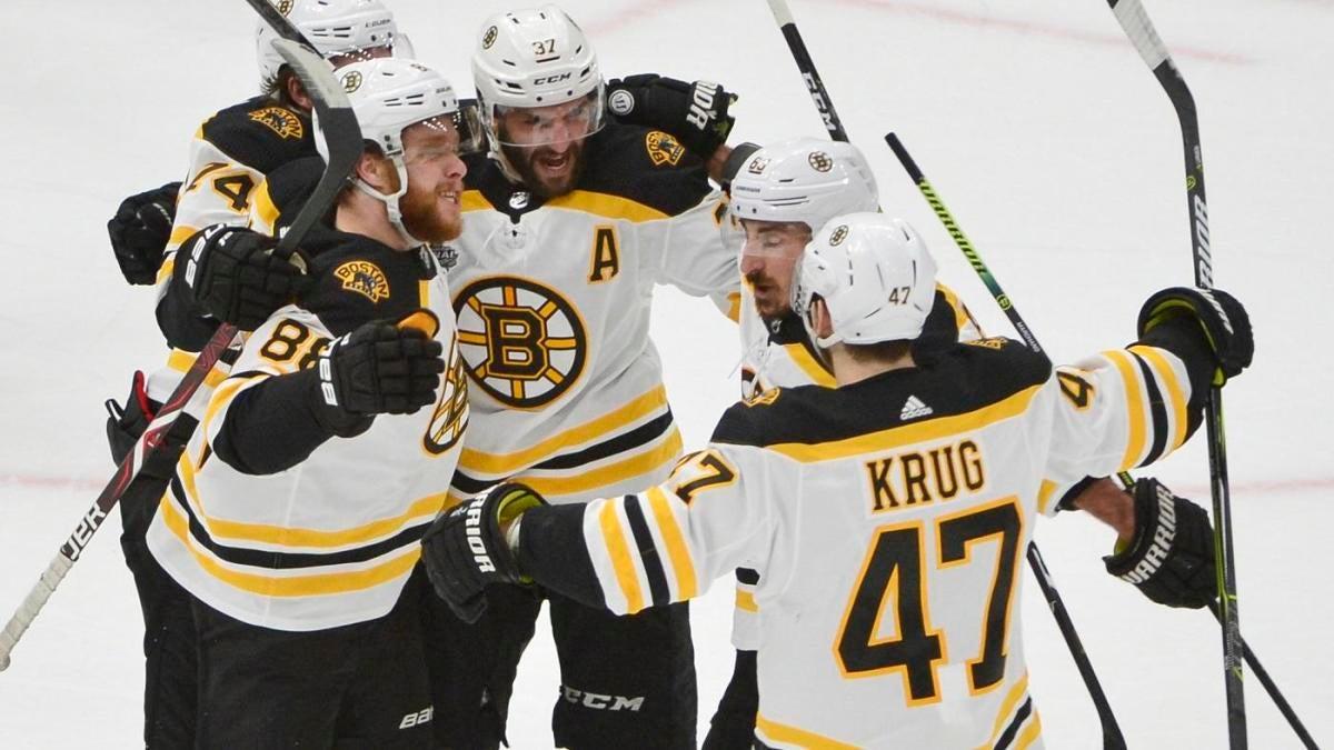2019 Nhl Playoffs Bracket Bruins Vs Blues Stanley Cup Final