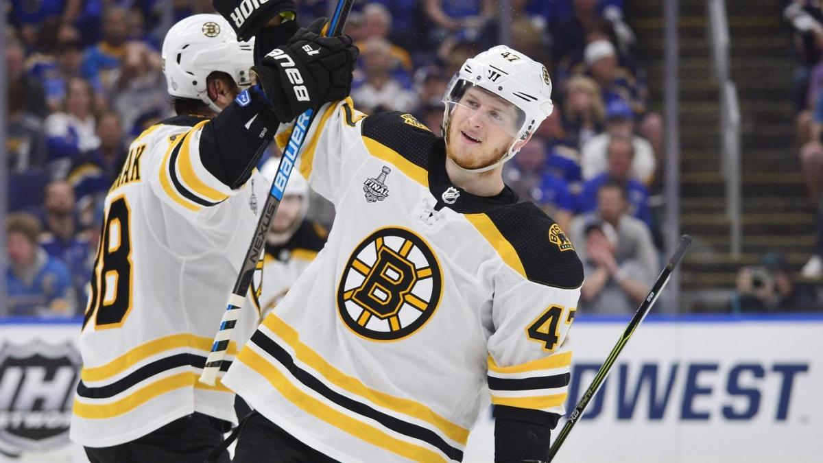 Bruins players read nice tweets about themselves and the results are fantastic