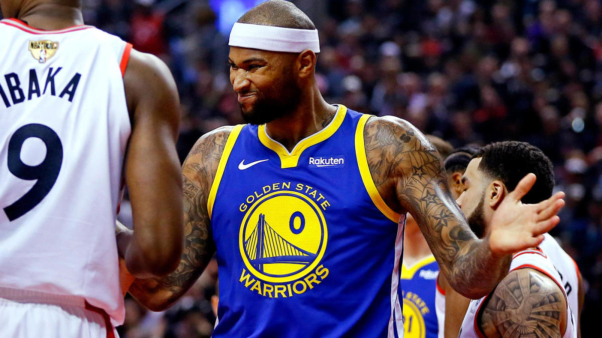 buy popular f7356 70a6b NBA Finals 2019: Five Game 2 adjustments to expect from ...