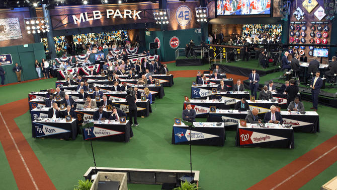 2018 Major League Baseball Draft