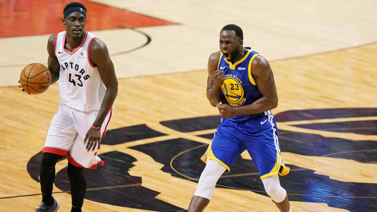 5dd746bdd11 NBA Playoffs 2019: Bracket, series schedules, scores, results and path to  Finals for Warriors and Raptors - CBSSports.com