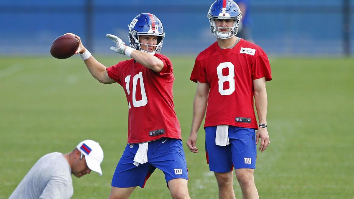 Eli Manning On Rookie Daniel Jones And Giants Starting Qb