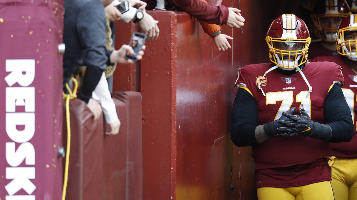 2019 NFL Trade Deadline: Six potential destinations for disgruntled Redskins left tackle Trent Williams