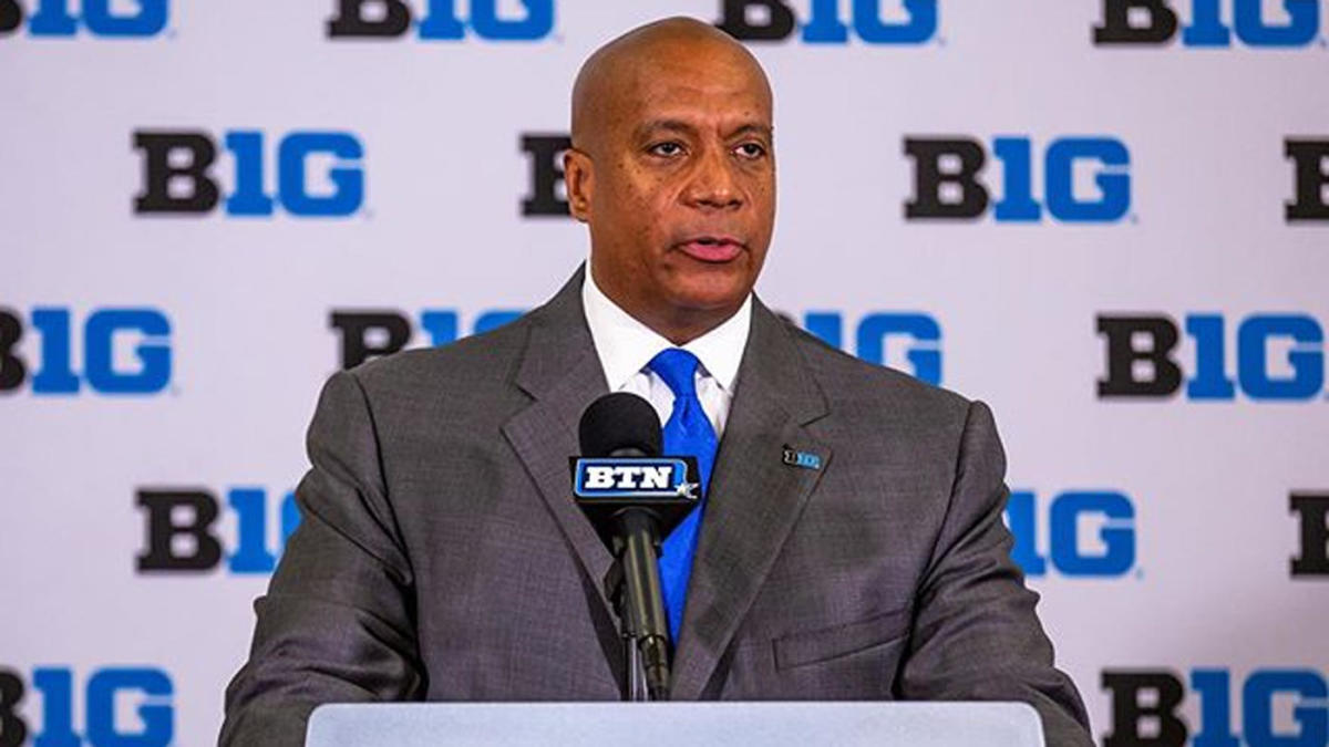 Kevin Warren checks few boxes to be new Big Ten commissioner, which may be  a good thing - CBSSports.com