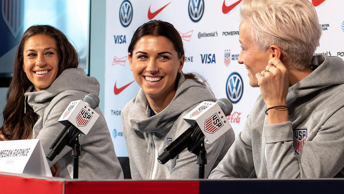 FIFA Women's World Cup 2019: Five reasons why USWNT will repeat as champions in France