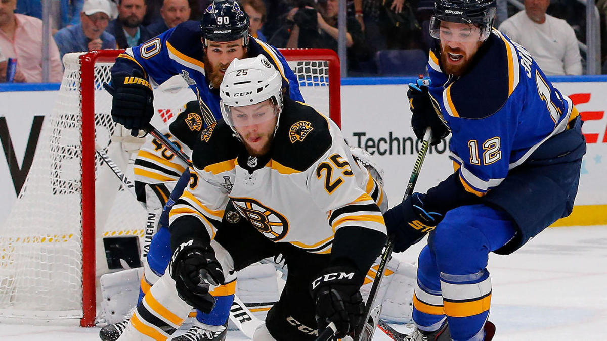 Stanley Cup Final Game 7 Bruins Vs Blues How To Watch Stream