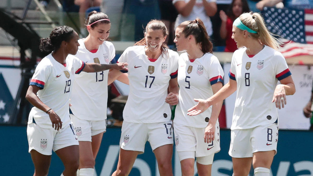 4903aea4 Women's World Cup 2019: 10 bold predictions, including USWNT's clean ...