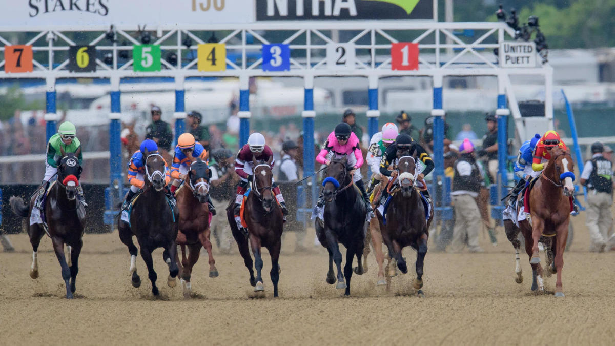 Belmont Stakes 2019 winner, payouts: Win, place, show
