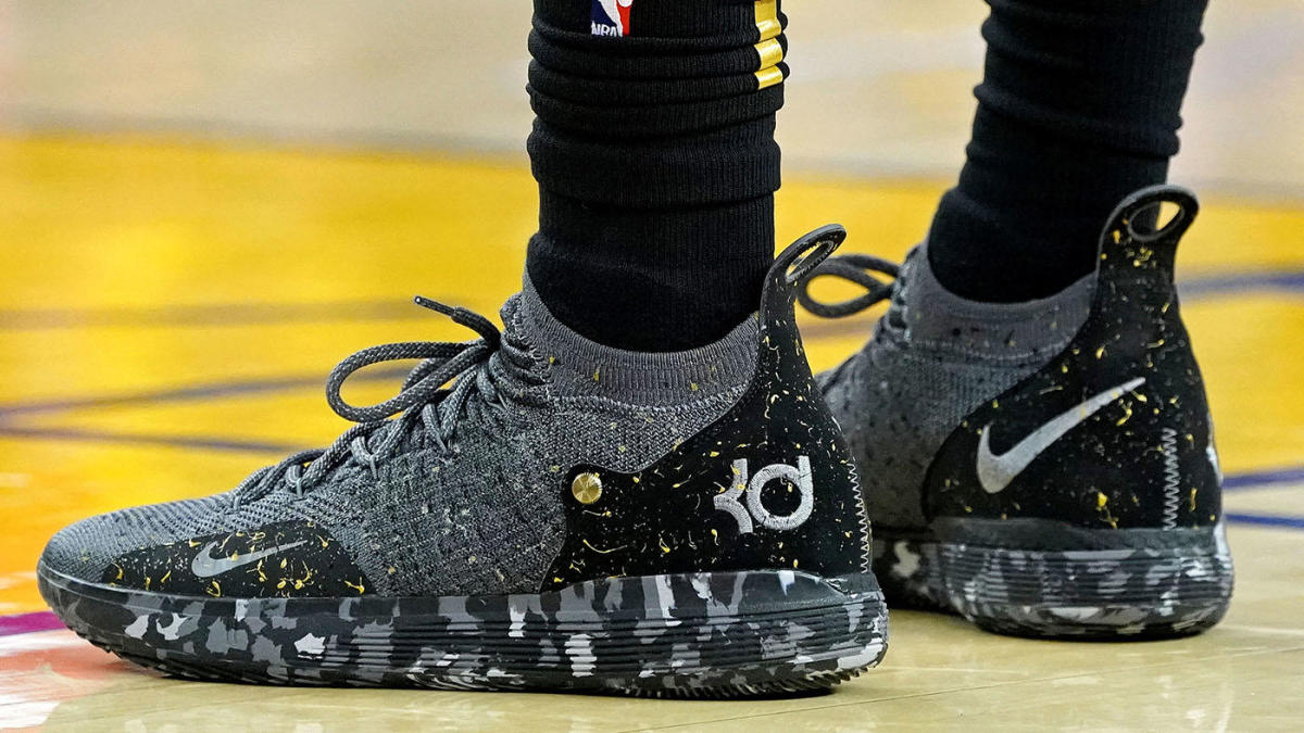 innovative design dad2a bfd4a NBA Finals Sneaker Rankings  Klay Thompson returns in style  Kyle Lowry,  Kawhi Leonard push for best kicks of Game 4