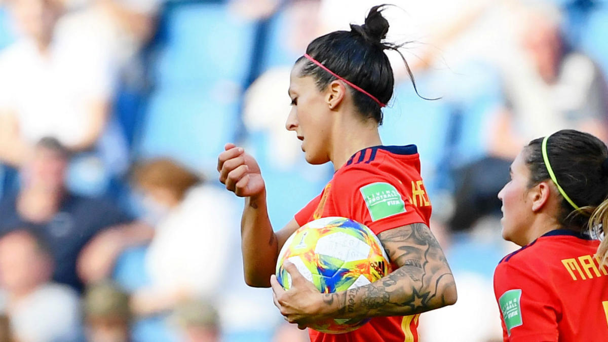 2019 women s world cup scores highlights recap for day 2 germany s young star shines bright spain rallies