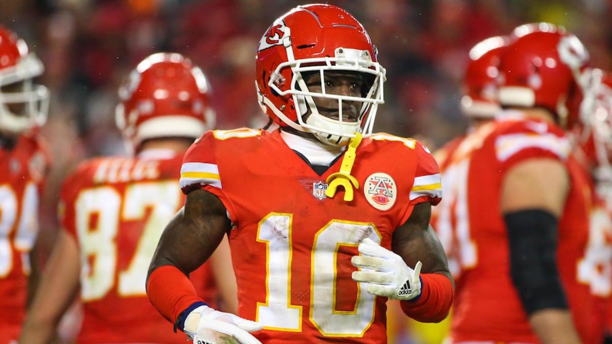 b3c06cc0 NFL shockingly decides not to suspend Chiefs star Tyreek Hill ...