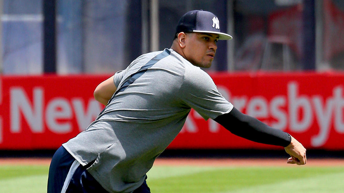 Yankees' Dellin Betances suffers partially torn Achilles tendon after celebratory hop in season debut