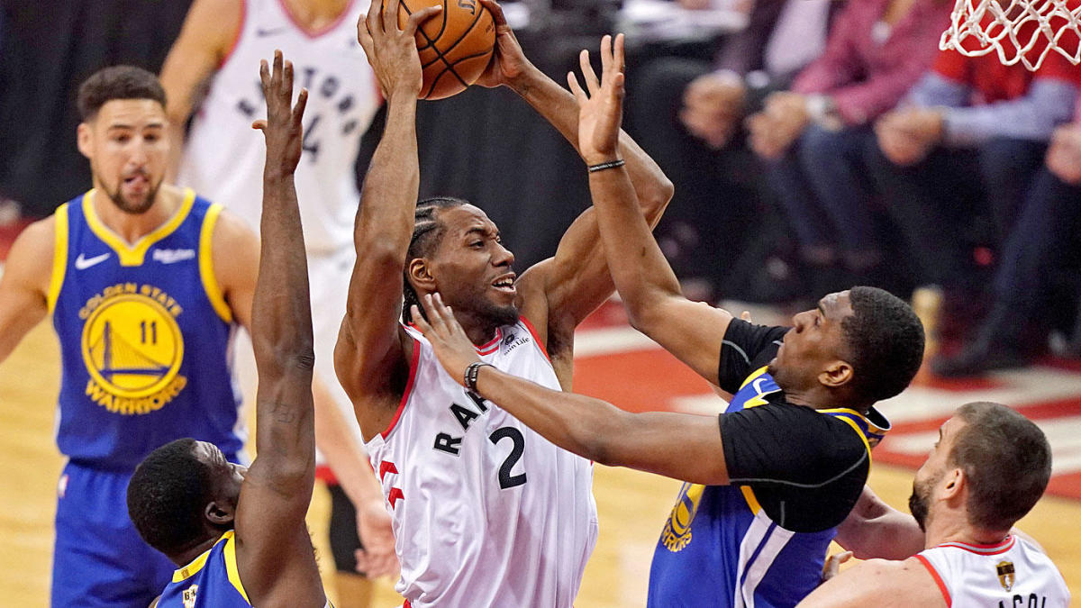 Nba Finals 2019 A Chance To Clinch A Title Slipped Away But Raptors Can Still Prove They Have Heart Of A Champion Cbssports Com