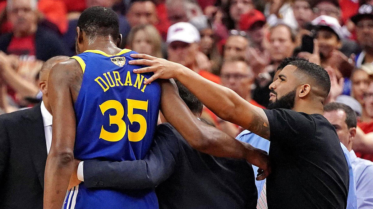 f5ed4cbf Kevin Durant injury update: Warriors reportedly fear torn Achilles for  superstar; awaiting MRI results