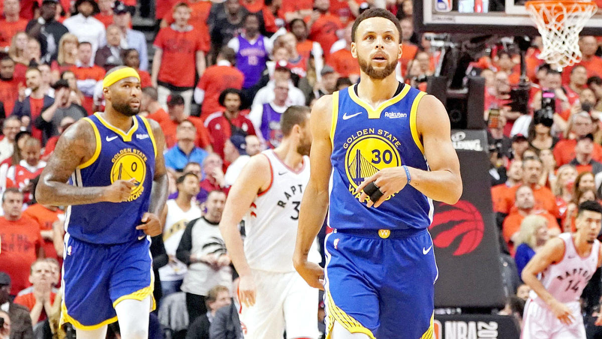 super popular 88cc7 4e163 NBA Finals 2019: Warriors may have just begun greatest comeback of their  reign, yet it feels completely empty