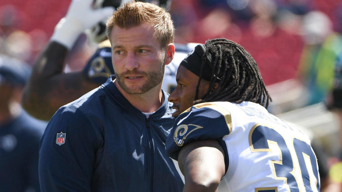 307fd3c2e96 2019 NFL Season Win Totals: Rams poised to fall back to the pack, Kyler  Murray can vault Cards over in NFC West