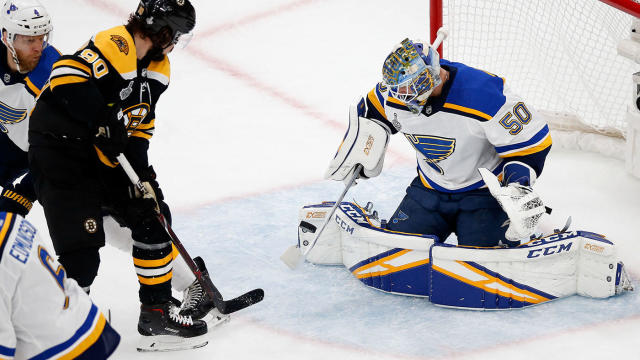 comentarista papelería Se infla  Stanley Cup Final: The Blues refused to fail, and Jordan ...
