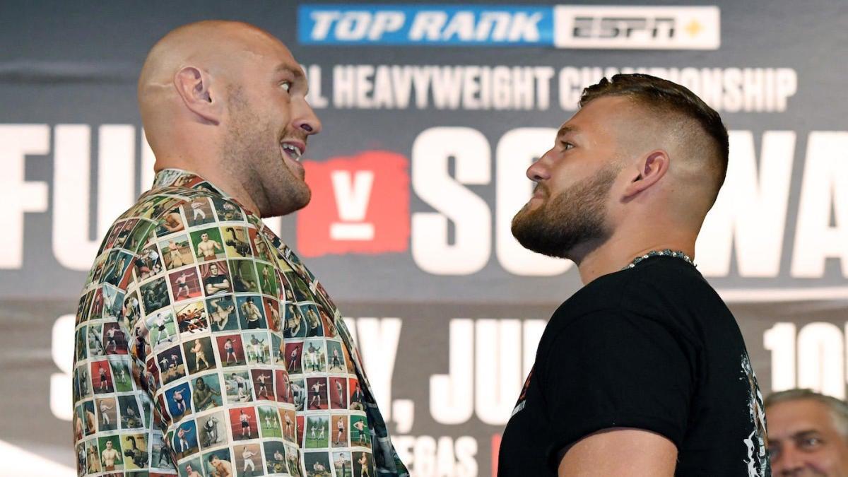 Tyson Fury Vs Tom Schwarz Fight Prediction Start Time