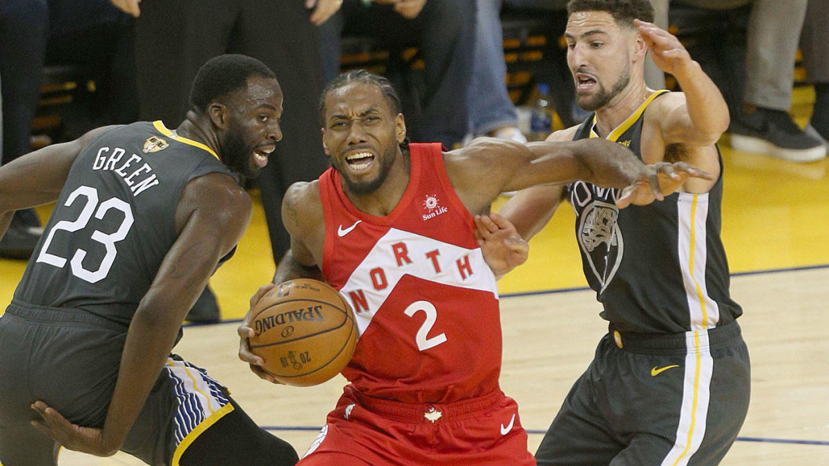 photo relating to Milwaukee Bucks Schedule Printable called 2019 NBA Playoffs: Raptors best Warriors within Finals for very first