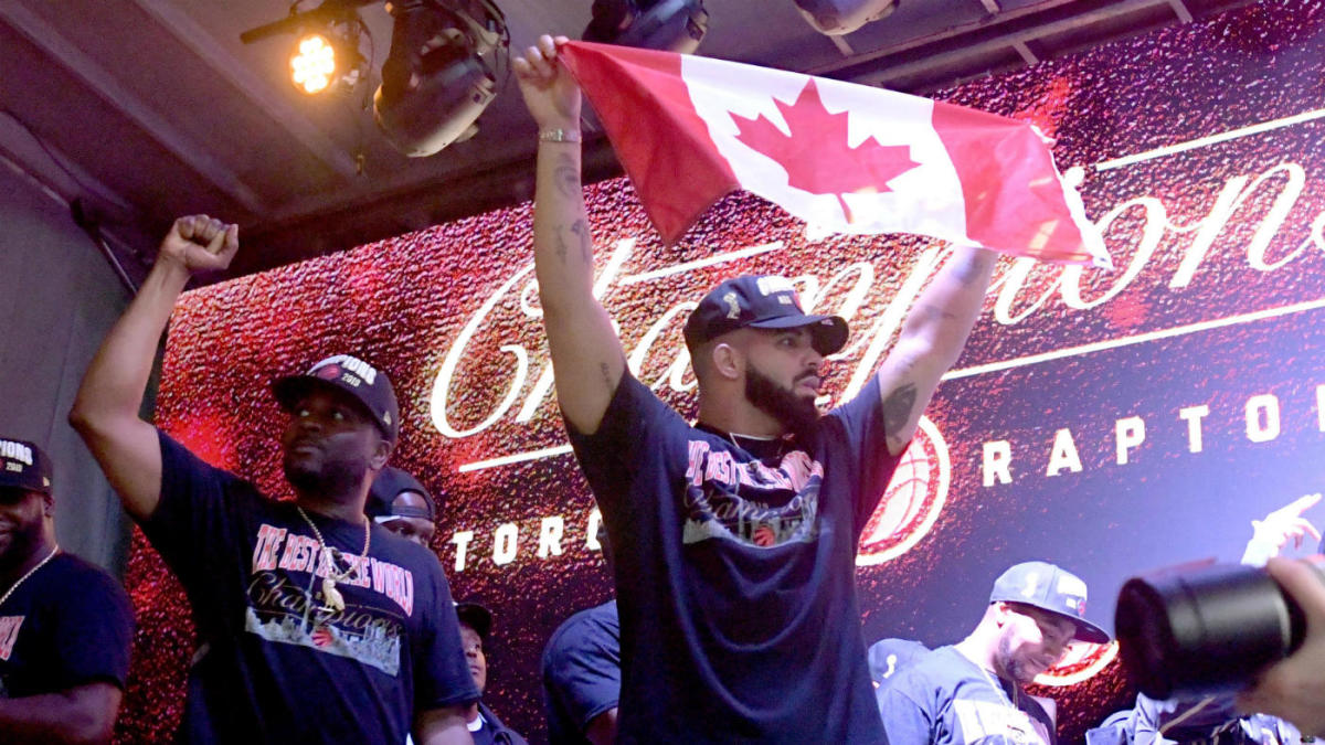 Drake releasing two new songs in celebration of Raptors winning 2019