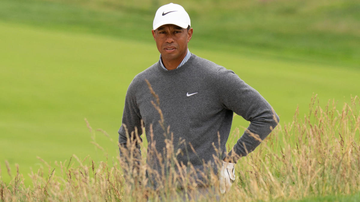 Tiger Woods asked Brooks Koepka to join in practice round for 2019 British Open, never got response