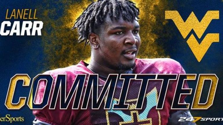 BREAKING: Midwest Edge Rusher Commits to WVU