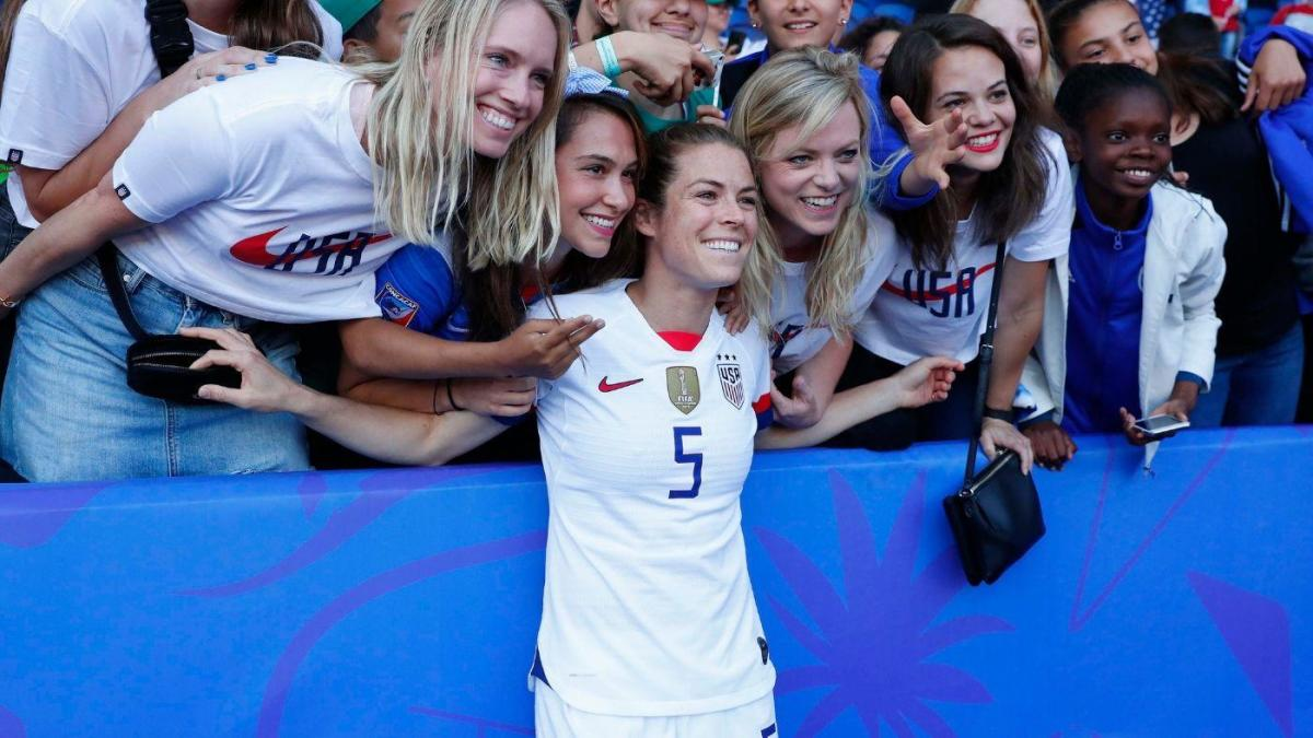 Women's World Cup 2019 Power Rankings: USWNT first, England