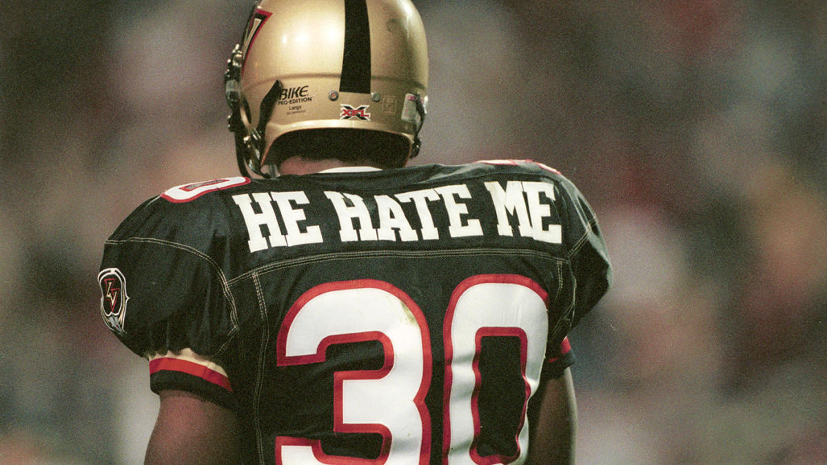 Ex-NFL RB Rod Smart, aka XFL's 'He Hate Me,' found safe after being reported missing in South Carolina
